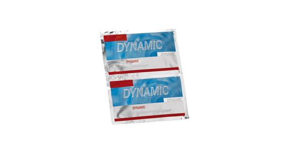 Dynamic Ketten-Erfrischungstuch inklusive Trockentuch